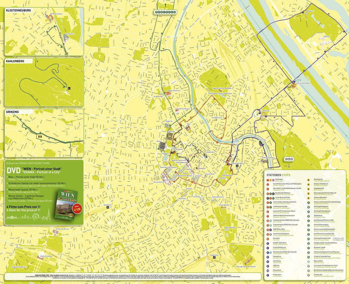 Cartina Roma Turistica